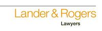 Lander and Roger Logo