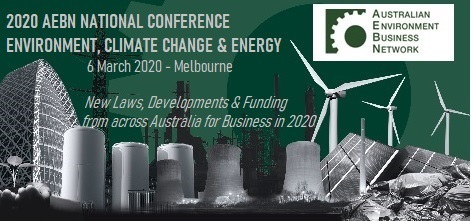2020 AEBN National Conference 6 March 2020